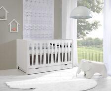 Babybett Kinderbett Juniorbett Moon mit Schublade 70 x 140 cm PINIO