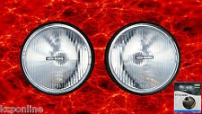 2 x NUOVA RING RL020 ROUND Guida / le luci riflettore 155mm