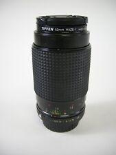 QTII Auto Macro 70-210mm f4-5.6 Pk Mt. w/ caps and filter