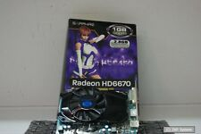 SAPPHIRE Radeon HD 6670  1GB GDDR5  PCI-Express 2.1 Grafikkarte, DEFEKT, NOT OK