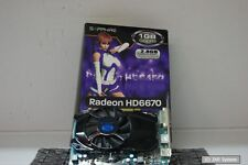 Sapphire radeon HD 6670 1gb GDDR 5 pci-express 2.1 carte graphique, défectueux, not OK