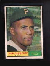 1961 TOPPS #388 BOB CLEMENTE EX D5578