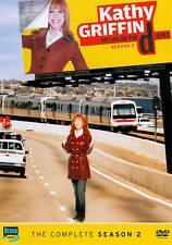 Kathy Griffin - My Life On The D-List : Season 2 ( DVD,2010 ) 2 Disc Set