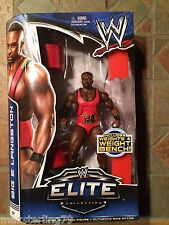 Mattel WWE Elite BIG E LANGSTON Figure Series 26 Red A New Day Heel