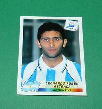 N°508 ASTRADA ARGENTINE ARGENTINA PANINI FOOTBALL FRANCE 98 1998 COUPE MONDE WM
