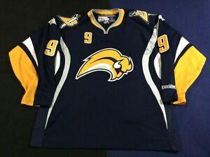 Buffalo Sabres Derek Roy #9 Hockey-NHL CCM Jersey SizeL