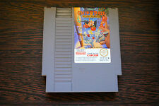 Jeu CHIP'N DALE RESCUE RANGERS pour Nintendo NES PAL