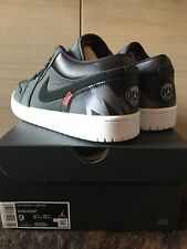 Nike Air Jordan 1 Low PSG Size UK8,EU42,5.