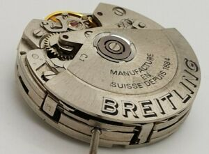 BREITLING CHRONOGRAPH AUTOMATIC ETA 7753 MOVEMENT 27 jewels, NR4