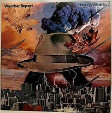 "WEATHER REPORT ""Heavy Weather"" Vinyl LP - 1977 Columbia KC 34418 - VG+ / VG+"