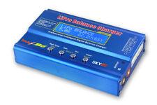 Caricabatterie Imax B6 AC 220V 12V  Lipo Life NiMh Pb LiIon Tali H500 USATO