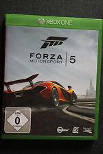 Forza Motorsport 5 (Microsoft Xbox One, 2013)