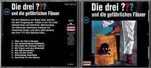 Die drei ??? Fragezeichen - 48 - und die gefährlichen Fässer - Hörspiel CD