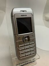 Nokia 6030 Silver (Unlocked) Mobile Phone