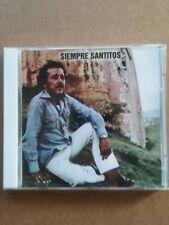 Siempre Santitos * by Santos Colon (CD, May-2000, Fania)Re Issue