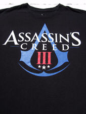ASSASSIN'S CREED III size XL promo T-SHIRT