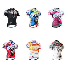 FIXGEAR  Men's Cycling Short  jersey Custom design road bike shirt bicycle MTB D