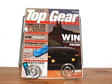 TOP GEAR MAGAZINE MAR-1994 - BMW 840Ci E31, Jaguar XJS, Ford Probe, Golf GTi 8v