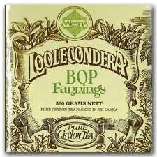 Mlesna Loolecondera BOP Fannings Stark brauen Pure Ceylon Black Tea 500g