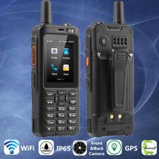 F40 IP65 Waterproof 4G GPS Android 6.0 Mobile Phone  Walkie Talkie PTT Zello