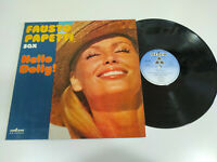 "Fausto Papetti Sax Hello Dolly! 1977 Portugal Edition - LP vinyl 12 "" VG/VG 3T"