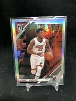 JIMMY BUTLER 2019-20 Donruss Optic Holo Silver Prizm 1st Miami Heat #11 AG15