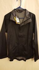 Under Armour Ua Storm Womens Golf Light Jacket Nwt Medium Black 150.00 Msrp