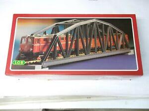 LGB 5061 für Märklin - Bogenbrücke L= 1200mm-Spur1 - mit OVP - neu - unbespielt
