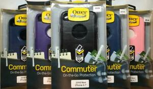 New OEM Otterbox Commuter Case for Apple iPhone 7 & iPhone 8 & iPhone SE 2Gen !