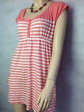 Fat Face Cotton Striped Dresses for Women