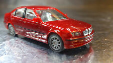 * Herpa Car 022545 R BMW 328i 98 Red 1:87 Scale