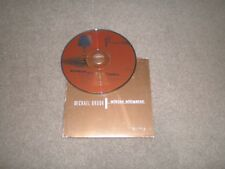 MICHAEL BROOK CD Albino Alligator 4AD RECORDS USA ADVANCE In Card SLEEVE