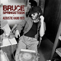 Bruce Springsteen : Acoustic Radio 1973 CD (2015) ***NEW*** Fast and FREE P & P