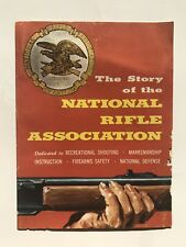 Vintage 1970's The Story of the National Rifle Association Nra Booklet