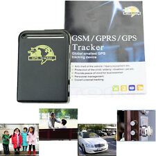 TK102B Realtime Tracker Vehicle Tracking GPS/GSM/GPRS Car Mini Device System Pet