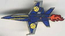 Hard Rock Cafe SAN FRANCISCO 2002 FLEET WEEK PIN Blue Angels Navy Jet HRC #14114