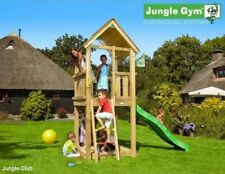 Jungle Gym Club Climbing Frame - Build Your Own Plans