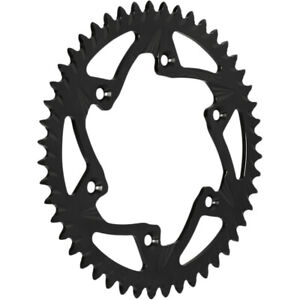 Vortex F5 PFTE Rear Sprocket Black 44 Tooth (527K-44)