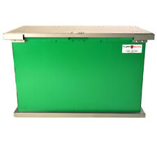 Tuff Boxx Animal Resistant Storage Solutions Grizzly Series Green Trash Dumpster