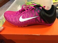 Nike Zoom Maxcat 4 Track Field shoes Fire Pink 549150-601 Mens Sz 12.5 NIB $120