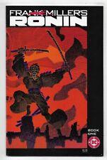 Ronin 1983 #1 2 3 4 5 6 Complete Set Frank Miller