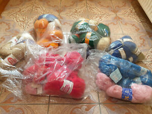Strickwolle,Wolle, verschiedene Farben, OVP ,DDR-Wolle, ca. 5 KG