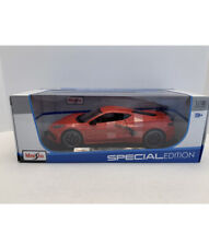 Maisto 531447 1:18 Chevrolet Corvette C8 Stingray Vehicle RED.