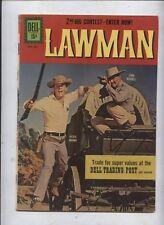 Lawman #9  Photo Cover  Comic TV western