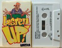 Listen Up! Sampler (Cassette, 1993, BMG Music) Souls of Mischief / Hieroglyphics