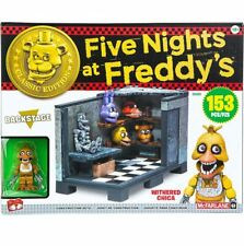 McFarlane Toys Five Nights at Freddy's Backstage Set - Classic Edition