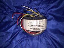 NEW 62.15VA Torroidal Power transformer Suit Guitar, HiFi Valve tube amplifiers