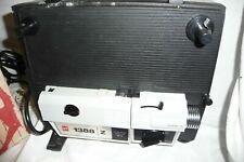 Cine film projector GAF 1388 Z super 8 & std 8mm instructions on CD + NO BOX