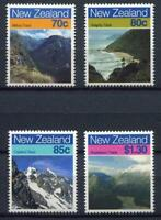 34616) New Zealand MNH New 1988 Scenic Walkways 4v