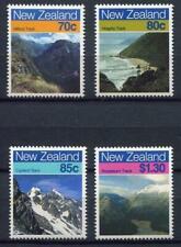 34616) New Zealand MNH Neu 1988 Scenic Walkways 4v